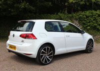 USED 2014 64 VOLKSWAGEN GOLF 1.6 MATCH TDI BLUEMOTION TECHNOLOGY 3d 103 BHP