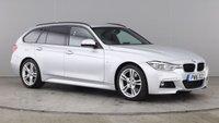 2016 BMW 3 SERIES 3.0 330D M SPORT TOURING 5d AUTO 255 BHP £18990.00