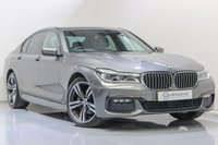 USED 2016 16 BMW 7 SERIES 3.0 730D XDRIVE M SPORT 4d AUTO 261 BHP
