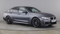 2017 BMW 3 SERIES 2.0 320D M SPORT 4d 188 BHP £15990.00