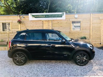 2011 MINI COUNTRYMAN 2.0 COOPER SD ALL4 5d 141 BHP £6995.00