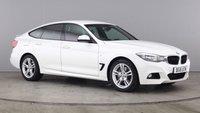 2016 BMW 3 SERIES GRAN TURISMO 3.0 335D XDRIVE M SPORT GRAN TURISMO 5d AUTO 309 BHP £17990.00