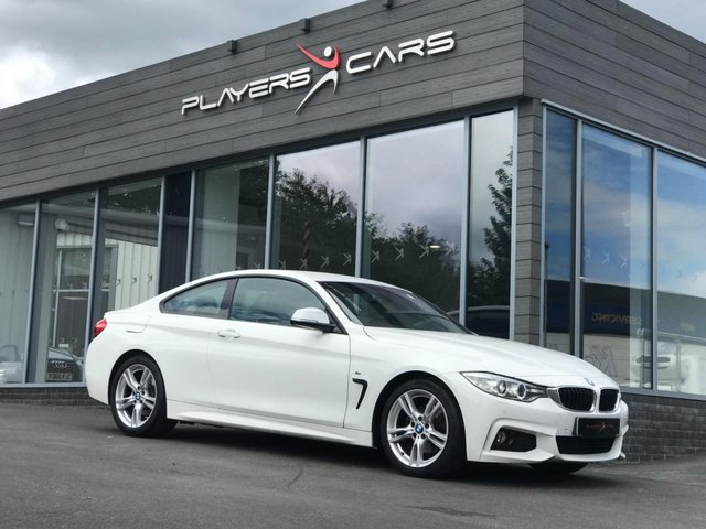 BMW 4 SERIES at Players Cars