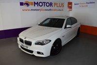 2014 BMW 5 SERIES 2.0 520D M SPORT 4d 188 BHP £11980.00
