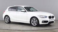 2015 BMW 1 SERIES 2.0 118D SPORT 5d AUTO 147 BHP £11990.00
