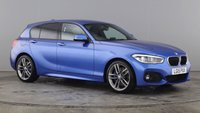 2015 BMW 1 SERIES 2.0 120D M SPORT 5d AUTO 188 BHP