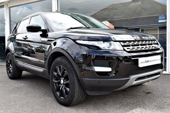 2015 LAND ROVER RANGE ROVER EVOQUE 2.2 SD4 PURE TECH 5d 190 BHP ONE OWNER LOW MILES STOP/START £18990.00