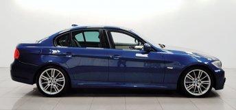 2009 BMW 3 SERIES 3.0 325D M SPORT 4d 195 BHP £7450.00