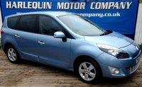 2011 RENAULT GRAND SCENIC 1.6 DYNAMIQUE TOMTOM ENERGY DCI S/S 5d 130 BHP £3499.00
