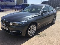 USED 2013 63 BMW 3 SERIES 2.0 318D LUXURY GRAN TURISMO 5d 141 BHP