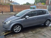 USED 2010 10 VAUXHALL CORSA 1.2 SXI A/C 5d 83 BHP