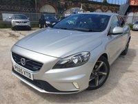 2015 VOLVO V40 1.6 D2 R-DESIGN 5d 113 BHP £7990.00