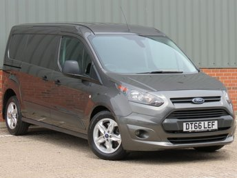 2017 FORD TRANSIT CONNECT 1.5 230 TREND DCB 1d AUTO 118 BHP LWB £13995.00