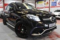 2015 MERCEDES-BENZ GLE-CLASS 5.5 AMG GLE 63 S 4MATIC PREMIUM 5d AUTO 577 BHP £48995.00