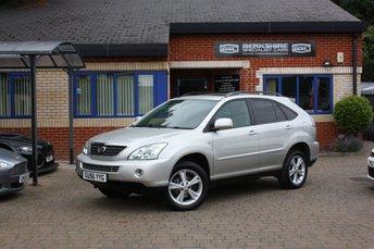 2006 LEXUS RX 3.3 400H SE CVT 5d 208 BHP £5590.00