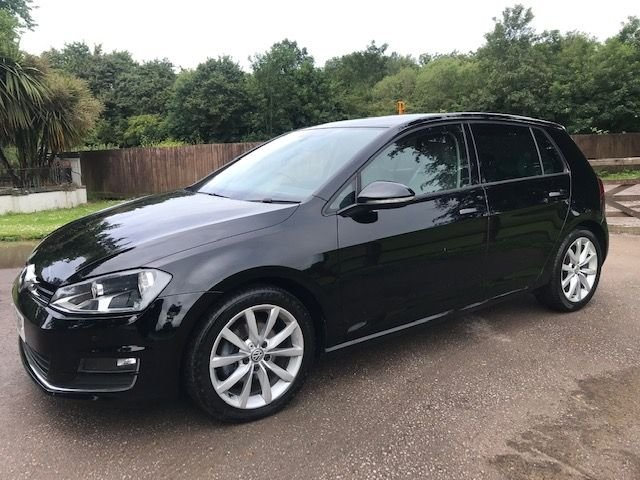 2015 15 VOLKSWAGEN GOLF 2.0 GT TDI BLUEMOTION TECHNOLOGY 5d 148 BHP