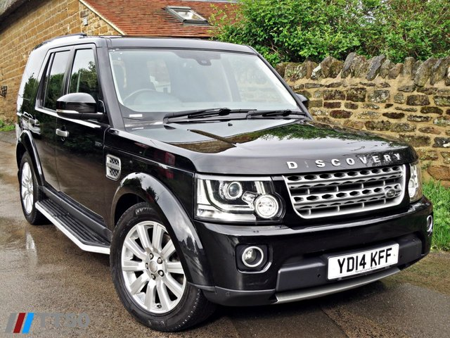 2014 14 LAND ROVER DISCOVERY 3.0 SDV6 COMMERCIAL XS 1d AUTO 255 BHP