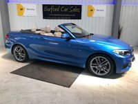 USED 2015 15 BMW 2 SERIES 2.0 228I M SPORT 2d 241 BHP