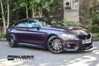 USED 2016 16 BMW 4 SERIES 3.0 435D XDRIVE M SPORT GRAN COUPE 4d AUTO 309 BHP INDIVIDUAL DAYTONA VIOLET