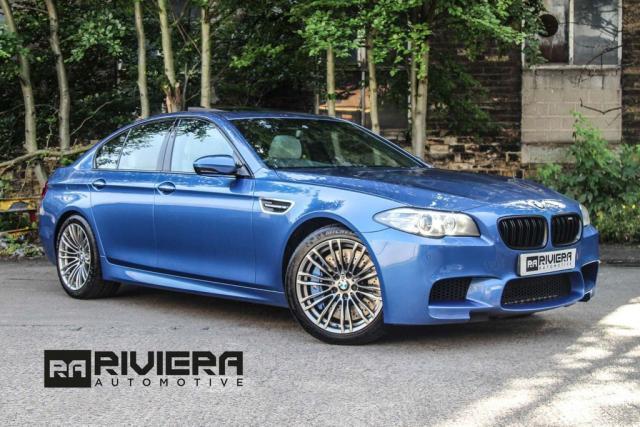 2014 63 BMW M5 4.4 M5 4d AUTO 553 BHP