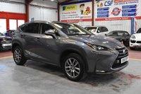 2015 LEXUS NX 2.5 300H LUXURY 5d AUTO 153 BHP £22500.00