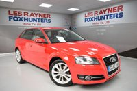 USED 2012 62 AUDI A3 1.6 TDI SPORT 5d 103 BHP Bose Audio, Full service history, Bluetooth, Cheap Tax