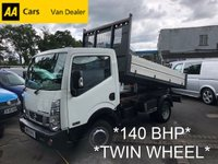 USED 2015 15 NISSAN NT400 CABSTAR 2.5 DCI 35.14 TIPPER 136 BHP*IMMACULATE EXAMPLE*29K*