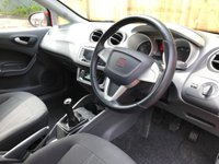USED 2011 61 SEAT IBIZA 1.4 SE COPA 5d 85 BHP Full Service History, AUX Input, Heated Front Seats