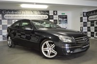 USED 2009 V MERCEDES-BENZ CLC CLASS 2.1 CLC200 CDI SPORT 3d 122 BHP LOW MILEAGE WITH FULL SERVICE HISTORY. CHROMITE BLACK WITH TWO TONE ARTICO/ALPACA LEATHER