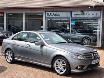 View our MERCEDES-BENZ C 320