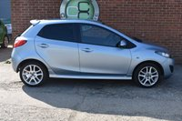 USED 2013 13 MAZDA 2 1.3 TAMURA 5d 83 BHP WE OFFER FINANCE ON THIS CAR