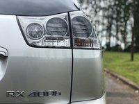USED 2006 56 LEXUS RX 3.3 400H SE CVT 5d AUTO 208 BHP