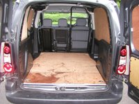 USED 2013 13 CITROEN BERLINGO 1.6 625 LX L1 HDI 74 BHP Van - NO VAT 68000 miles, Ply Lined,