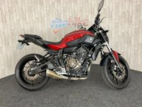 2016 YAMAHA MT-07 MT-07 ABS MODEL LOW MILEAGE EXAMPLE 2016 16  £5790.00