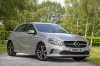2018 MERCEDES-BENZ A CLASS 1.6 A 180 SE 5d AUTO 121 BHP £16500.00