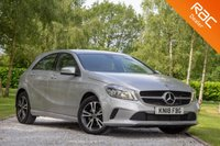 USED 2018 18 MERCEDES-BENZ A CLASS 1.6 A 180 SE 5d AUTO 121 BHP £0 DEPOSIT BUY NOW PAY LATER - FULL MERC S/H - NAV - REVERSE CAM