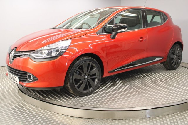 USED 2015 15 RENAULT CLIO 0.9 DYNAMIQUE S MEDIANAV ENERGY TCE S/S 5d 90 BHP
