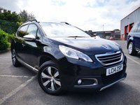 USED 2014 14 PEUGEOT 2008 1.6 E-HDI ALLURE FAP 5d  FSH + T/BELT - BIG SPEC 2008