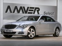 USED 2010 10 MERCEDES-BENZ S CLASS 3.0 S350 CDI BLUEEFFICIENCY L 4d AUTO 235 BHP