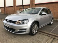 2014 VOLKSWAGEN GOLF 1.4 SE TSI BLUEMOTION TECHNOLOGY DSG 5d AUTO 120 BHP £SOLD