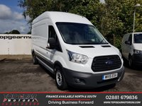 USED 2015 15 FORD TRANSIT 350 FWD 2.2 125 BHP L3 H3**OVER 85 VANS IN STOCK**