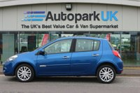 USED 2010 10 RENAULT CLIO 1.1 DYNAMIQUE TCE 5d 100 BHP 25% DEPOSIT SHORTFALL SHORT TERM FINANCE AVAILABLE TO ALL (NO CREDIT CHECKS)  *