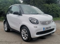 2016 SMART FORTWO 1.0 PASSION 2d 71 BHP £6495.00