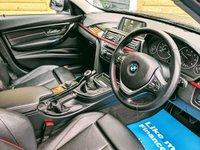 USED 2014 14 BMW 3 SERIES 2.0 318D SPORT 4d 141 BHP 2014 BMW 318D Sport  M Sport + M Performance Kitted