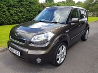 USED 2010 60 KIA SOUL 1.6 SHAKER CRDI 5d 127 BHP 1 Owner From New, Excellent Full Service History.