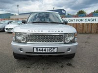 USED 2003 R LAND ROVER RANGE ROVER 4.4 V8 HSE 5d AUTO 282 BHP