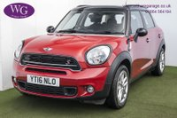 USED 2016 16 MINI COUNTRYMAN 2.0 COOPER SD 5d 141 BHP