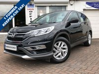 USED 2015 15 HONDA CR-V 1.6 I-DTEC SE 5d 118 BHP A LOVELY EXAMPLE ON OFFER, READY TO GO TODAY