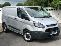 USED 2015 15 FORD TRANSIT CUSTOM 290 2.2 125 BHP L1 H1**NO VAT**OVER 85 VANS IN STOCK