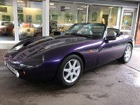USED 1999 T TVR GRIFFITH 5.0 5.0 2d